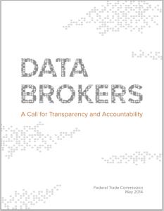 data broker ftc report cover